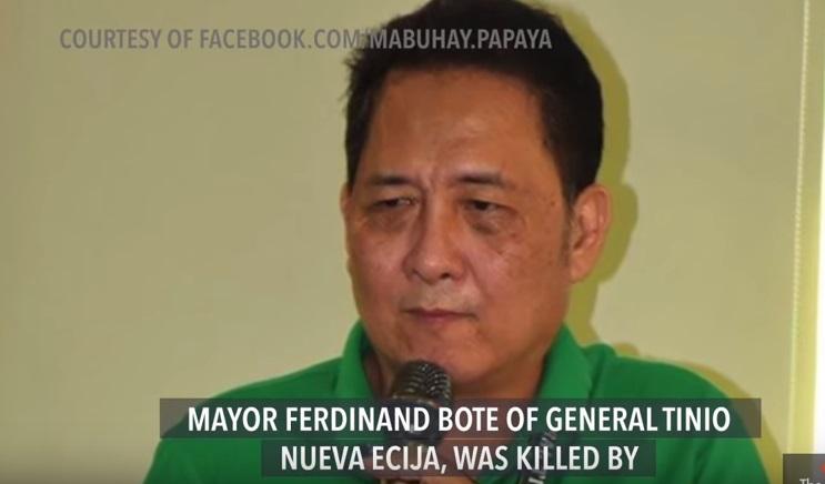 Thị trưởng thứ 2 của Philippines bị ám sát trong vòng 2 ngày