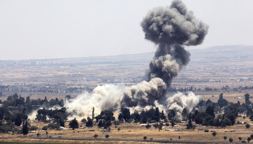 Israel bắn hạ phi cơ chiến đấu của Syria tại khu vực tranh chấp Golan