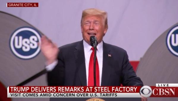 Công ty Mỹ xin miễn thuế nhập cảng với thép và nhôm bị các công ty sản xuất thép nhôm chỉ trích
