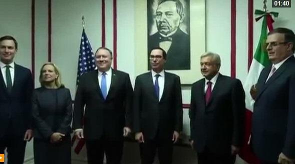 Mexico từ chối tiếp nhận dân tỵ nạn tạm trú xin vào Hoa Kỳ