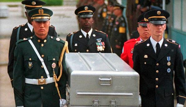 Ngày trao trả hài cốt lính Mỹ trong chiến tranh Triều Tiên đã được ấn định