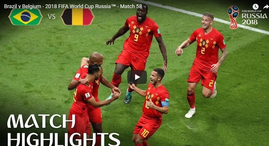 Tin nhanh World Cup 2018 ngày 6 tháng 7