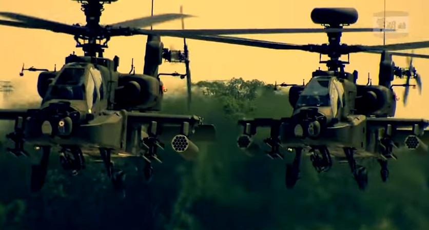 Đài Loan lập phi đội trực thăng tấn công thứ 2 khi Trung Cộng tăng cường quân sự