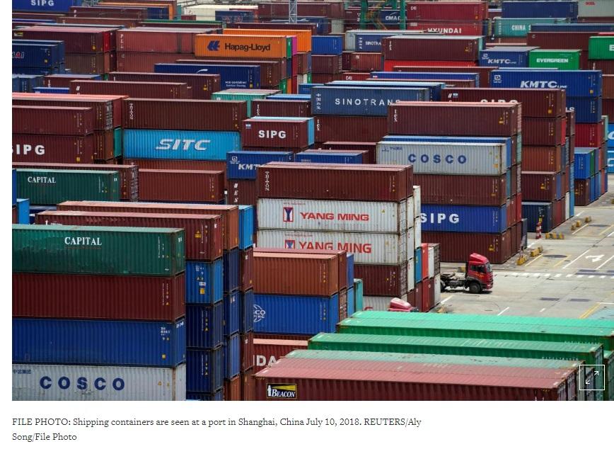 Tổng Thống Trump có thể tăng mức thuế nhập cảng đối với 200 tỷ USD hàng hóa Trung Cộng