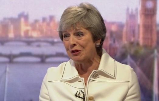 Thủ Tướng Anh: Tổng Thống Trump khuyên bà kiện Liên Minh Châu Âu về Brexit