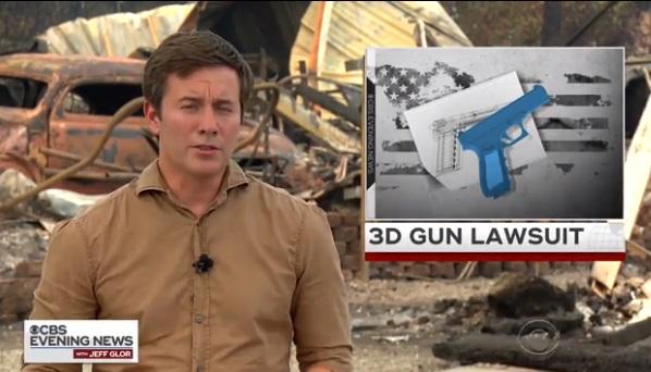 8 tiểu bang kiện chính phủ Trump vì không ngăn chặn việc phát hành bản in súng 3D