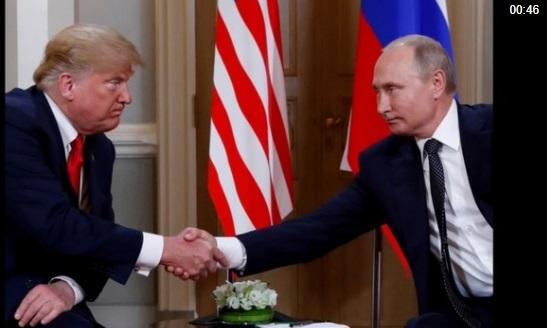 Bắt đầu hội nghị thượng đỉnh Trump – Putin