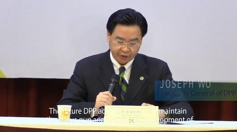 Ngoại trưởng Đài Loan: không thể chống lại Trung Cộng nếu không có Hoa Kỳ hậu thuẫn