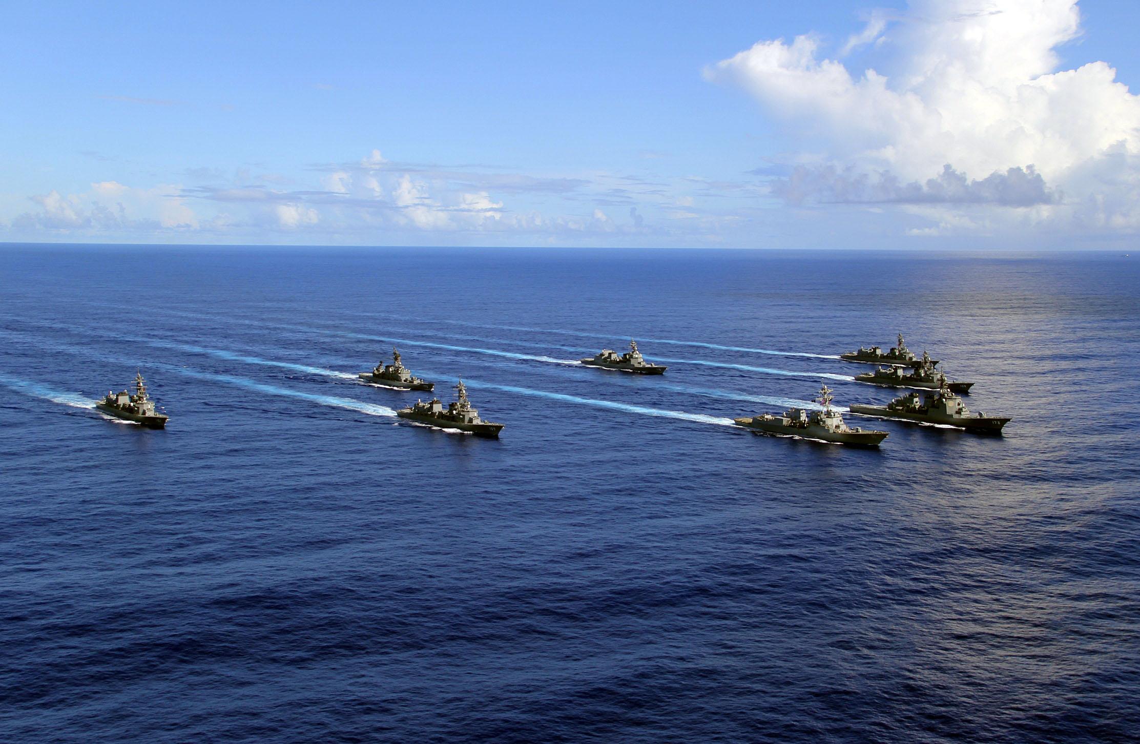 Nhật phát triển trí thông minh nhân tạo để giám sát hoạt động khả nghi trên biển