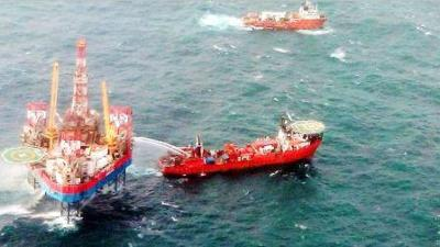 Việt-Nhật ký thỏa thuận mua bán khí đốt khai thác ở Biển Đông