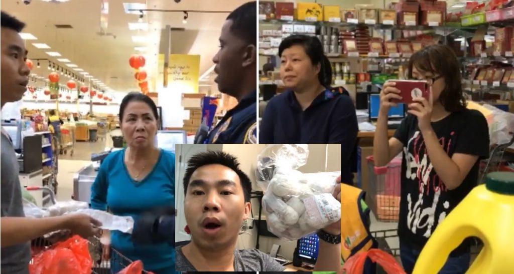 Giám đốc chợ Tàu ở Georgia gọi cảnh sát vì nghi phụ nữ Việt trộm bao tỏi $1