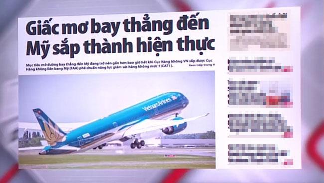 FAA sẽ sang Việt Nam đánh giá an toàn hàng không trước khi cho mở đường bay trực tiếp