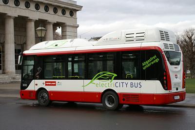 Vinfast mua công nghệ chế tạo xe bus điện của Siemens