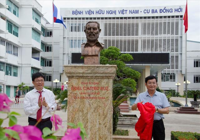 Quảng Bình dựng tượng Fidel Castro bất chấp di nguyện cố lãnh tụ Cuba