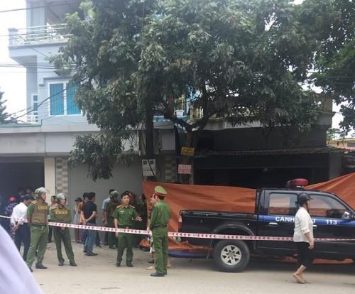 Nổ súng ở Điện Biên làm 3 người chết