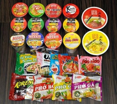 Người Việt Nam ăn hơn 5 tỷ gói mỳ một năm, đứng thứ năm trên thế giới