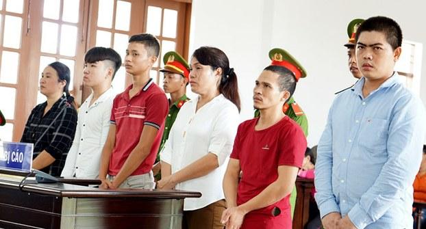 Ninh Thuận tiếp tục kết án nhiều người biểu tình