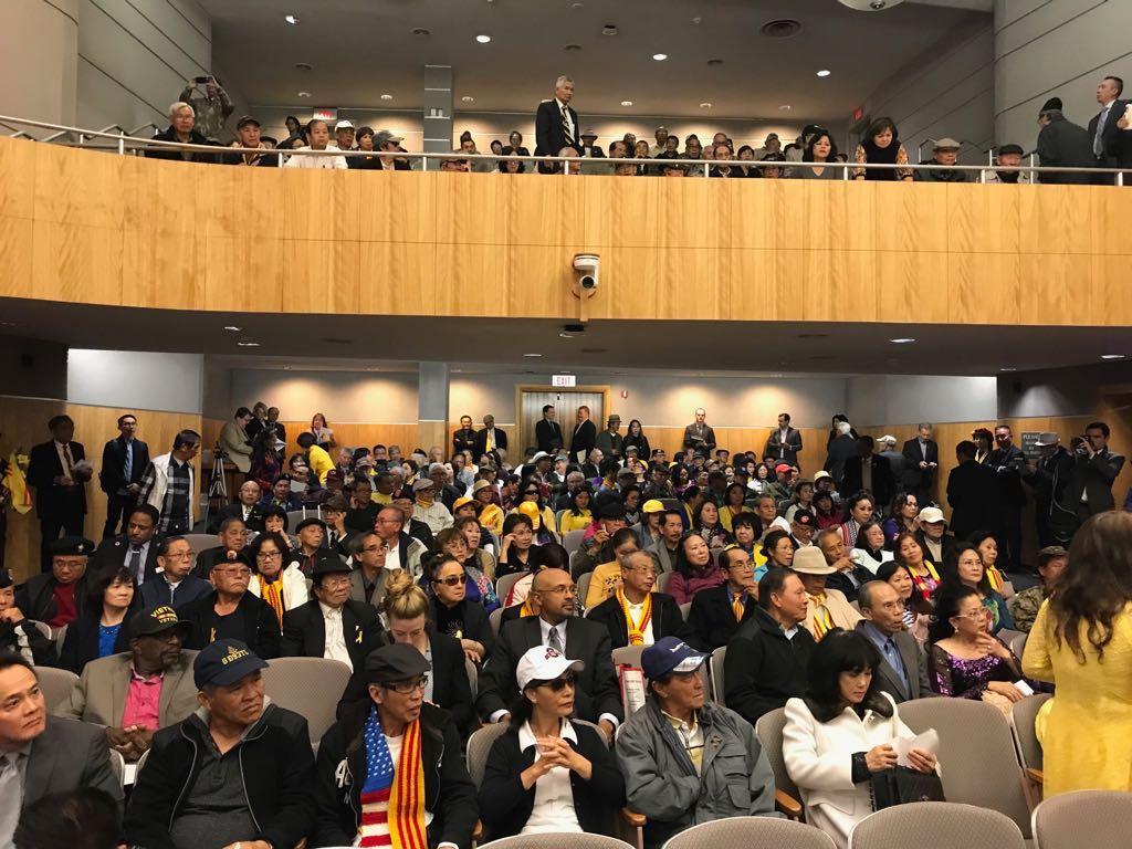 Thành phố Fountain Valley ủng hộ dự luật giảng dạy lịch sử Người Tị Nạn Việt Nam
