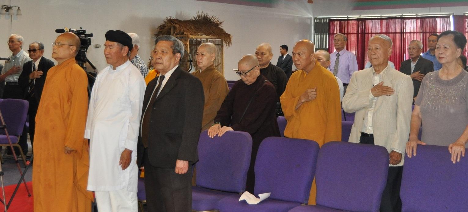 Hội Đồng Các Dân Tộc Và Tôn Giáo Việt Nam tổ chức hội nghị ở Washington D.C.
