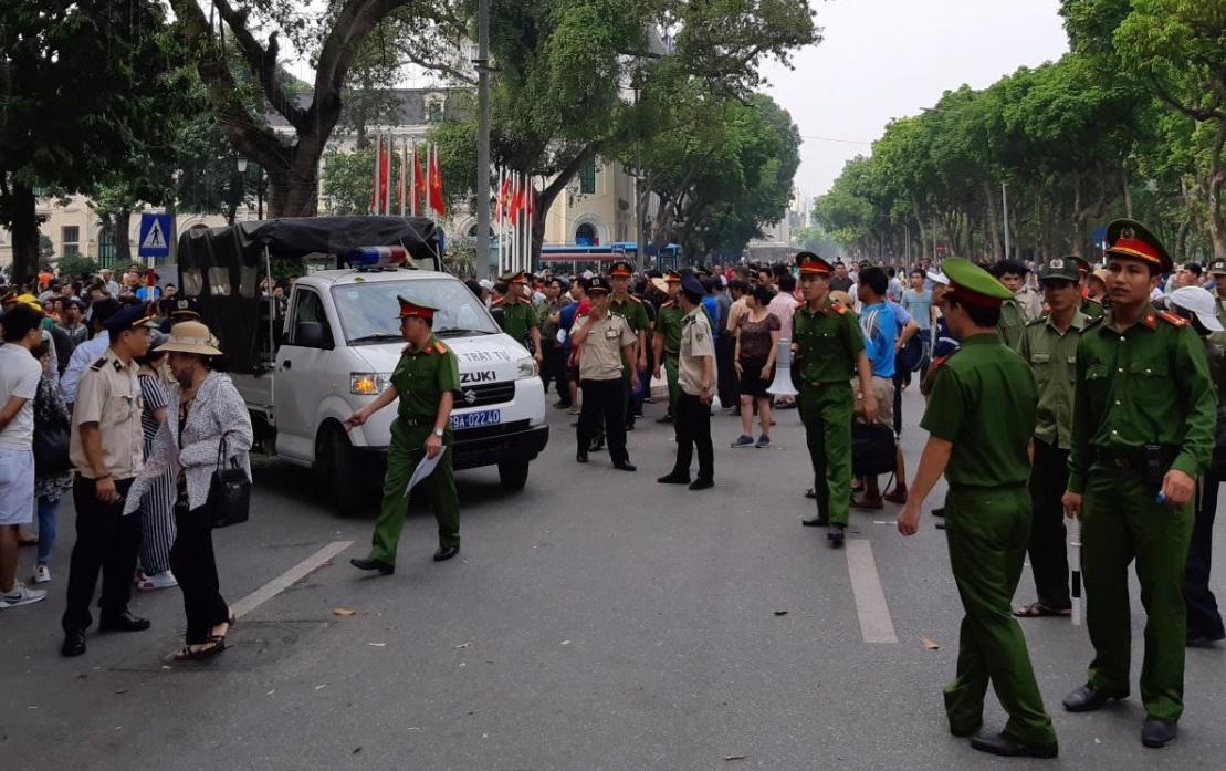 Công an Bình Thuận truy tố thêm 4 người biểu tình