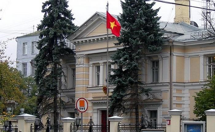 Nghi vấn tòa đại sứ CSVN tại Nga tiếp tay cho Tô Lâm áp tải Trịnh Xuân Thanh về nước