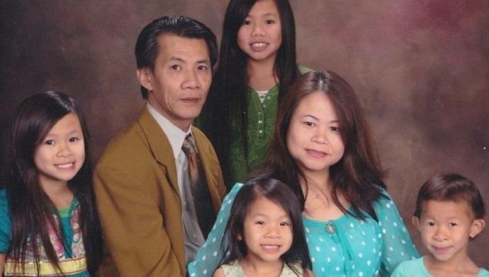 Gia đình ông Michael Phương Minh Nguyễn gặp gỡ nhiều nhà lập pháp Hoa Kỳ