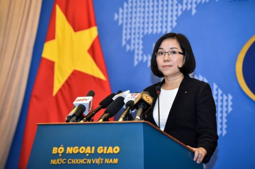 Việt Nam lên tiếng về nguy cơ Trung Cộng đưa vũ khí nguyên tử vào Biển Đông
