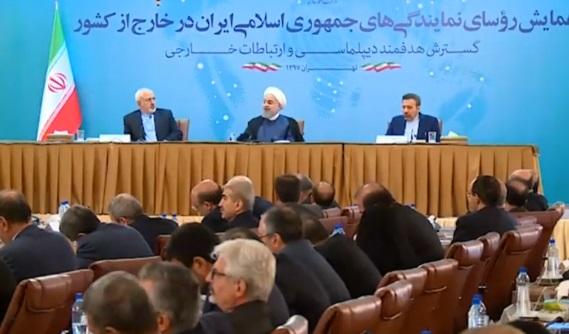 Iran đẩy mạnh tập trận trong bối cảnh căng thẳng với Hoa Kỳ
