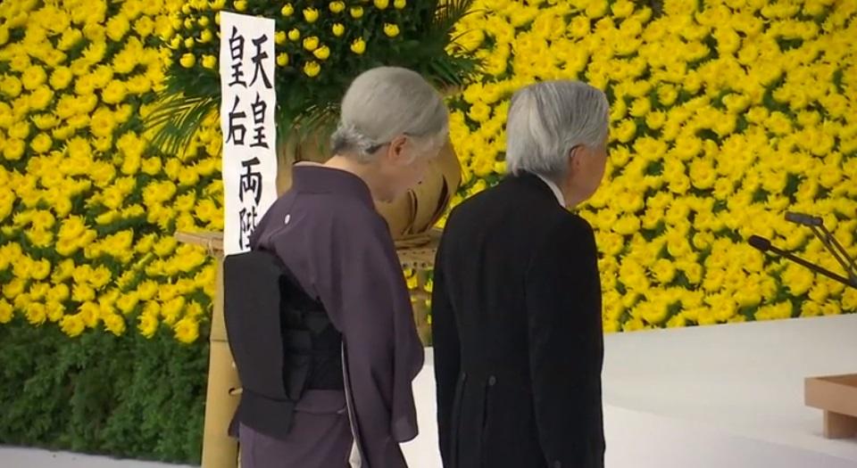 """Nhật Hoàng """"hối tiếc"""" vì hành động của Nhật Bản trong Thế Chiến Thứ 2"""
