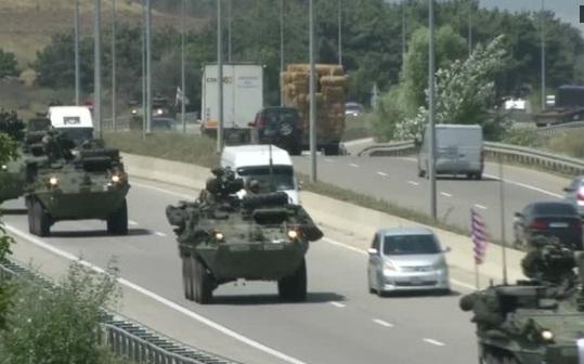 Nga cảnh báo hành động NATO kết nạp Georgia có nguy cơ dẫn đến xung đột