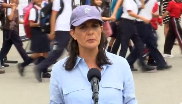 Hoa Kỳ viện trợ Colombia 9 Triệu Mỹ Kim giúp đỡ người tỵ nạn Venezuela
