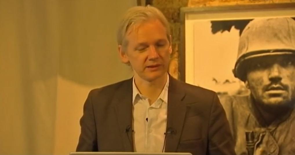 Nhà sáng lập Wikileaks cân nhắc ra làm chứng trước Ủy Ban Tình Báo Thượng Viện Hoa Kỳ
