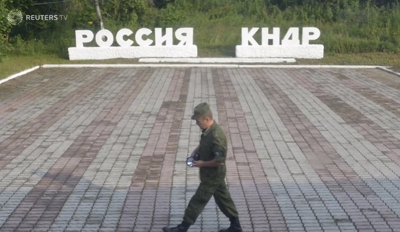 Nga thâu nhận hàng ngàn người lao động Bắc Hàn