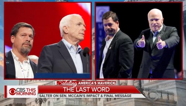 Những tình tiết đằng sau thông điệp cuối cùng của cố TNS  John McCain