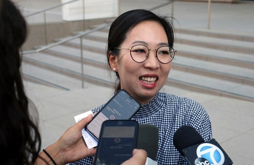 Một nữ quân nhân gốc Nam Hàn sẽ được nhập tịch Hoa Kỳ
