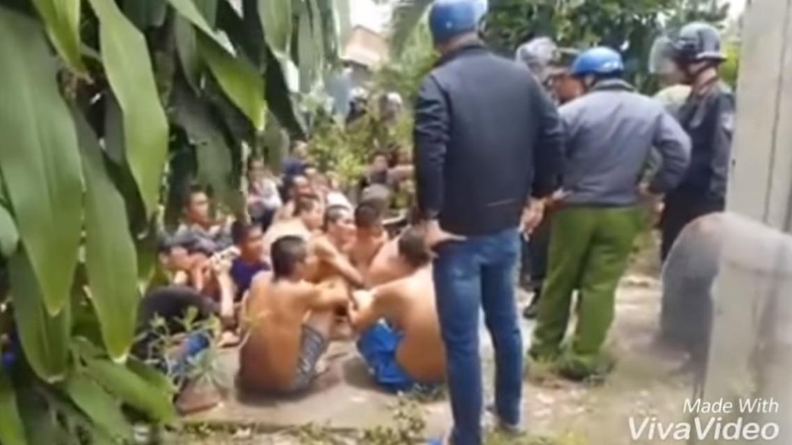 Người cai nghiện ở Tiền Giang trốn trại vì bị bạo hành
