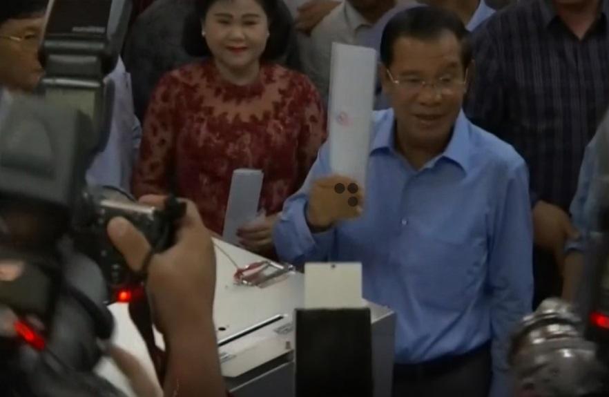 Nhiều viên chức chính phủ Cambodia bị cấm nhập cảnh Hoa Kỳ do gian lận bầu cử,  phá hoại dân chủ