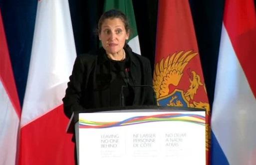 Quan hệ Canada – Saudi Arabia trở nên căng thẳng