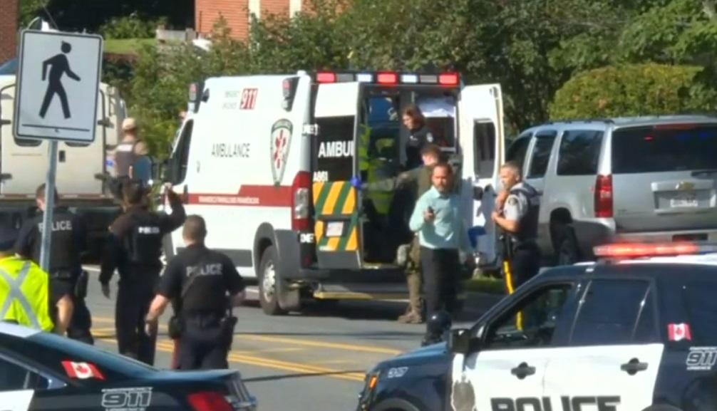 Cảnh sát Canada tiến hành truy tố hung thủ trong vụ nổ súng ở Fredericton