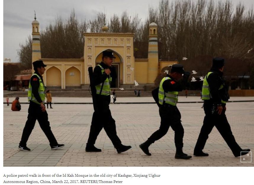 """Trung Cộng tuyên bố đã """"ngăn ngừa thảm họa"""" Tân Cương khi giam giữ 1 triệu người Duy Ngô Nhĩ"""