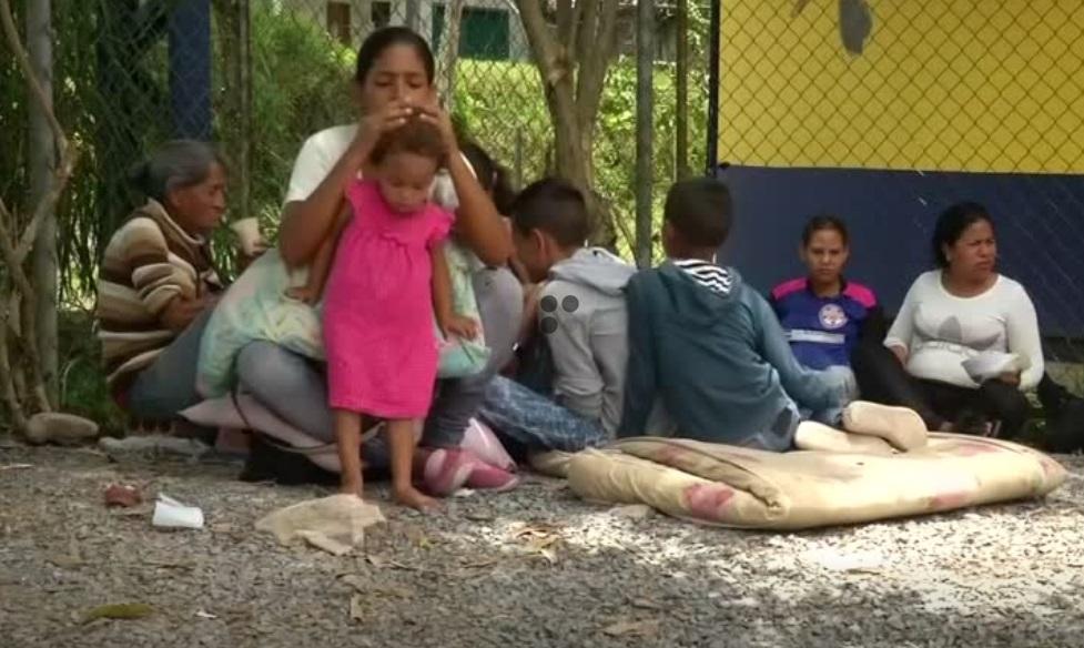 Liên Hiệp Quốc: làn sóng di  dân Venezuela đang đến gần điểm khủng hoảng