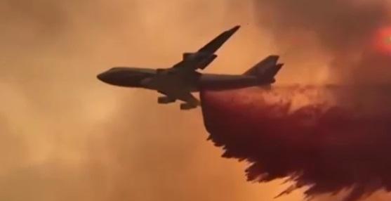 Thiệt hại trong các trận cháy rừng ở California lập kỷ lục mới