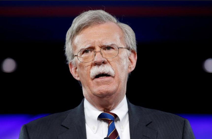 Cố Vấn An Ninh Quốc Gia Hoa Kỳ John Bolton họp với người đồng cấp Nga