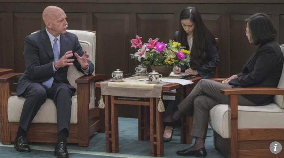 Tổng thống Thái Anh Văn kêu gọi 'bình thường hóa' việc bán vũ khí  Hoa Kỳ cho Đài Loan