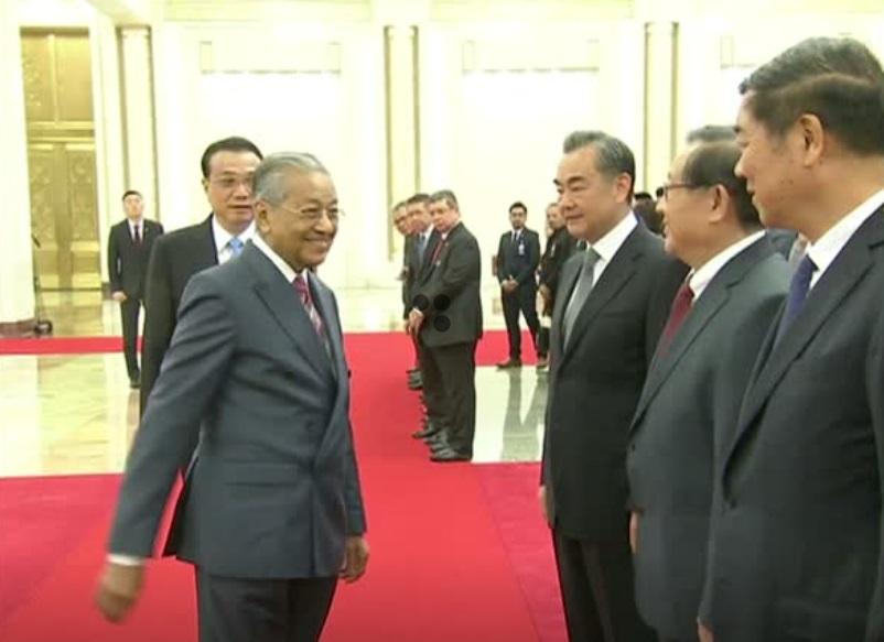 Mối lo ngại của Malaysia trước Trung Cộng là nỗi lo chung của nhiều nước Đông Á