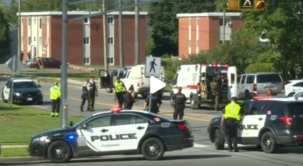 Ít nhất 4 người thiệt mạng trong vụ nổ súng tại New Brunswick, Canada