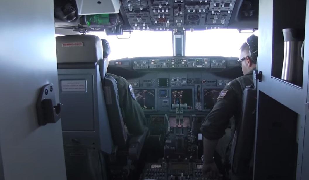 Máy bay Hải Quân Hoa Kỳ trinh sát khu vực Trường Sa- Trung Cộng cảnh cáo 6 lần