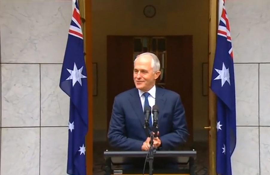 Chính phủ Úc hỗn loạn, thủ tướng Úc Turbull có thể bị thay thế
