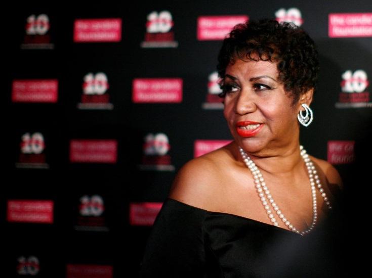 Nữ hoàng nhạc Soul Aretha Franklin qua đời ở tuổi 76
