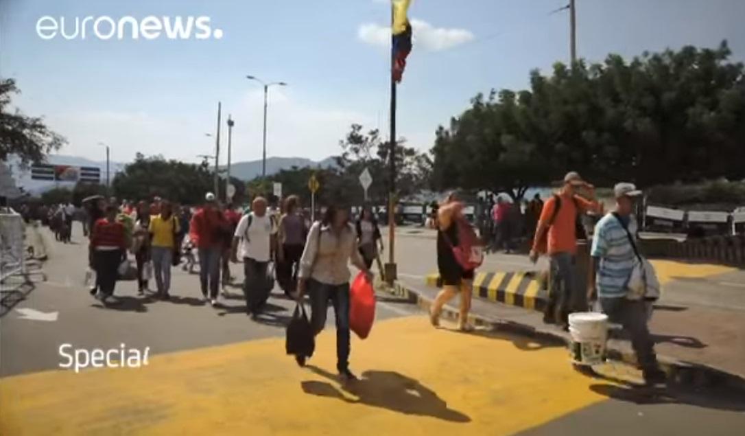 Colombia yêu cầu Liên Hiệp Quốc cử đặc phái viên để giải quyết khủng hoảng di dân Venezuela